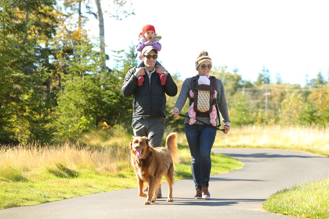 Hiking, Walking & Running
