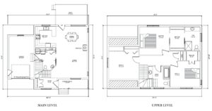 Bell Bay - Lot 107 Floor Plan