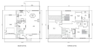 BellBay Lot 39 Floor Plan