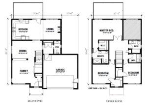 The Maple Floor Plan