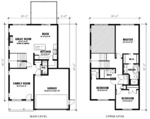 The Walnut Floor Plan